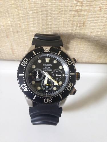 Reloj De Caballero Marca Seiko Original