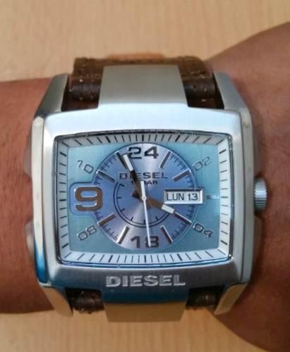Reloj Diesel De Caballero Grande Mod Dz Original.
