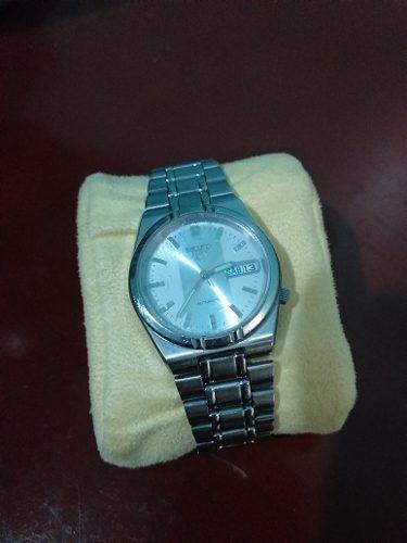 Reloj Seiko 5 Automatico En Excelentes Condiciones