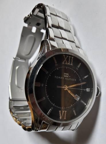 Reloj Tommy Hilfiger,hombre, Original,stainless Steel. 80