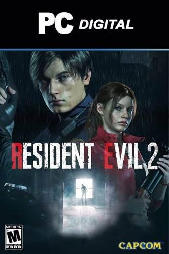 Resident Evil 2 Remake Pc Digital