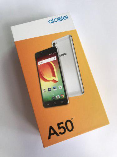 Telefono Alcatel A50 Con Memoria De 16gb Y 2