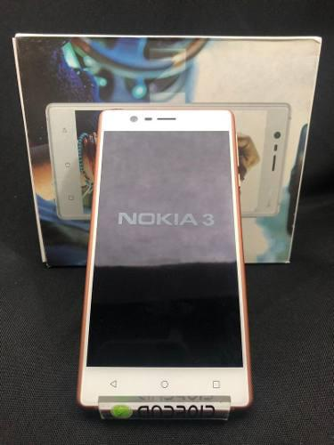 Telefono Celular Nokia 3 Android Liberado