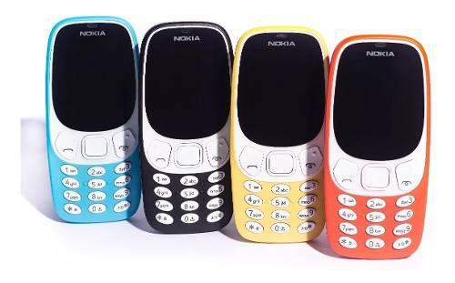 Telefono Celular Nokia 3310 2.4 Liberado Dual Sim