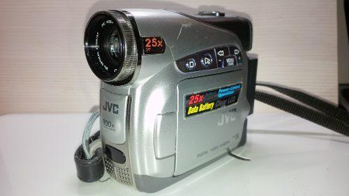 Video Camara Digital Jvc Minidv 25x