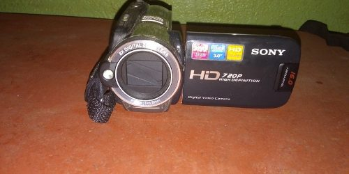 Video Cámara Digital Sony Hd 720p