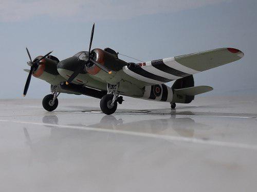 Avion Torpedero Britanico Bristol Beaufighter