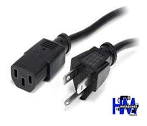 Cable De Corriente De Pc Precio X 3 Unidades
