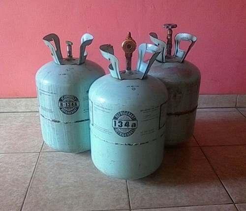 Cilindro Bombona De Gas Refrigerante 13,6kg Vacia