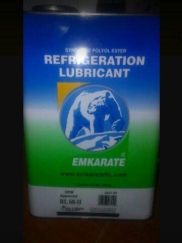 Emkarate Rl68 Aceite Sintetico