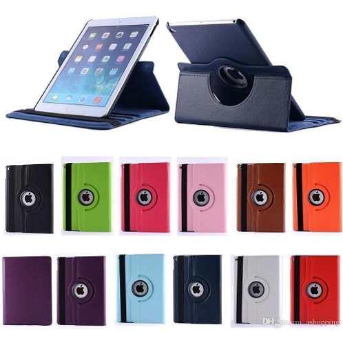 Forro De Cuero Para iPad Mini 1, 2, 3 Colores Variados