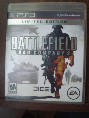 Juego Ps3 En Fisico Battlefield 2 Como Nuevo. 12