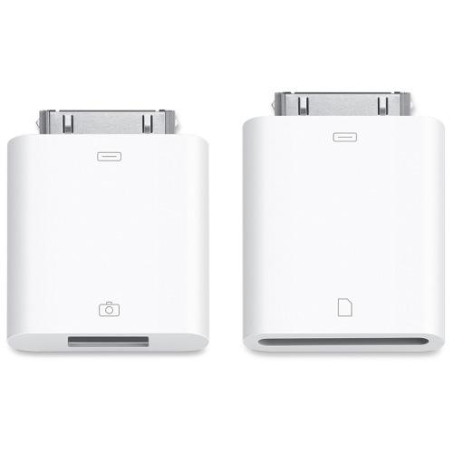 Kit De Conexión De Cámara Para iPad Apple 30 Pin