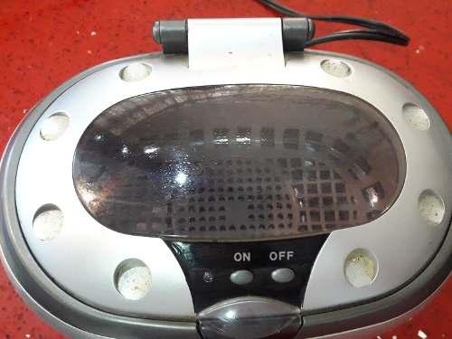 Limpiador De Joyas Y Acero Electronico