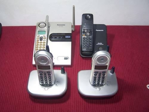 Lote De Teléfonos Inalambricos Para Reparar O Repuesto