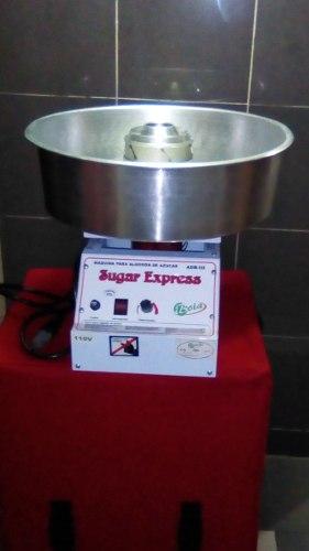 Maquina De Algodón De Azúcar Braesi-iboia Muy Poco Uso