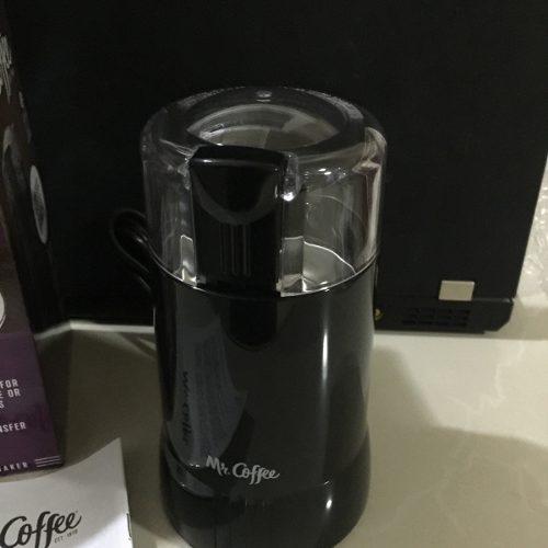 Molinillo De Cafe Mr. Coffee