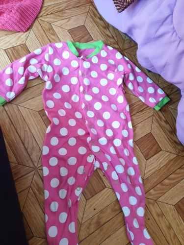Mono Para Dormir Para Niñas De 6 A 12 Meses, Usado