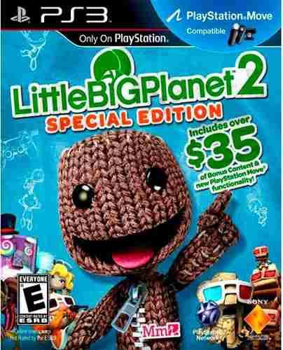 Ps3 Little Big Planet 2 Juego Digital 5gb Entrega Inmediata