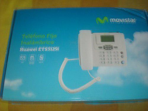 Telefono Inalambrico Huawei Movistar Nuevo Oferta!!!