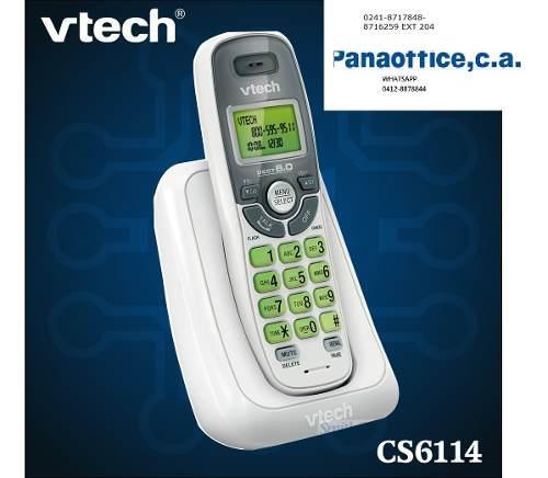 Telefono Inalambrico Vtech(Nuevo) Cs6114-11 Pregunte 1ero