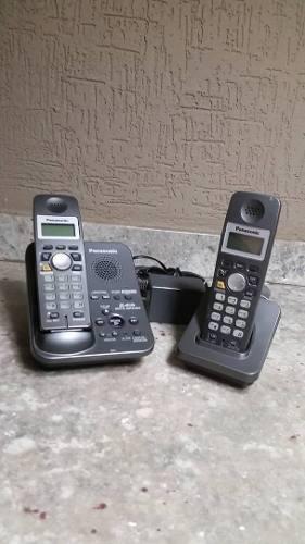 Telefonos Inalambricos Panasonic Perfecto Estado No Baterias