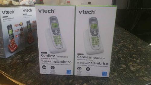 Teléfono Inalámbrico Vtech® Cs6114 Dect 6.0