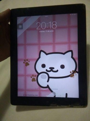 iPad 2 De 16 Gigas Para Reparar O Repuestos Con Caja Y Forro