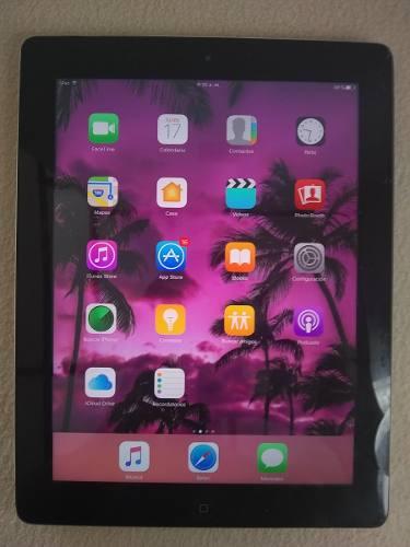 iPad 4 16 Gb Grande - Wi-fi (Detalle Mica)