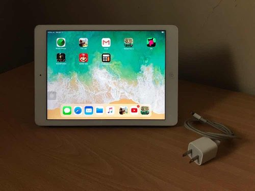 iPad Air Wifi 32gb Vendo O Cambio Por Telefono