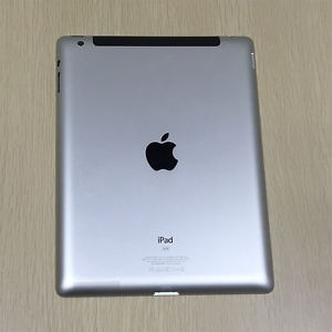 iPad Modelo A Color Gris
