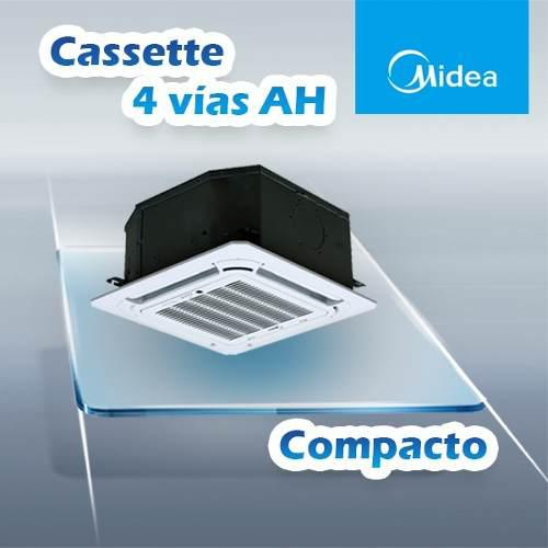 Aire Acondicionado Split Cassette 3 Tr Midea
