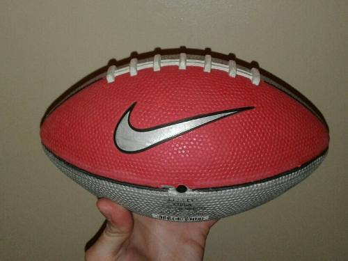 Balón De Rugby Pequeño Marca Nike