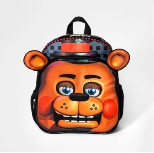 Bolso Morral Escolar Five Nights At Freddys Original