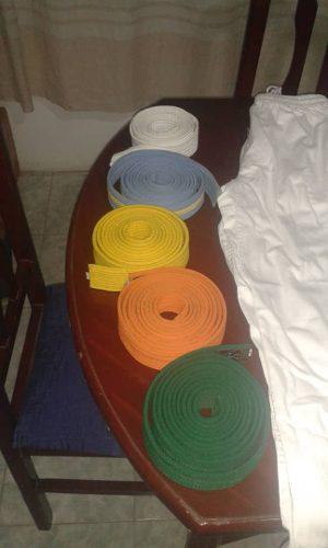 Cinturones De Karate Talla 4