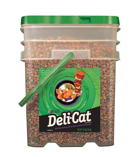 Comida Para Gatos Deli-cat 6.35kg