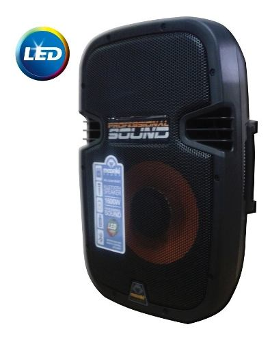 Corneta Moonki w Amplificada Usb Bluetooth Tienda Bagc