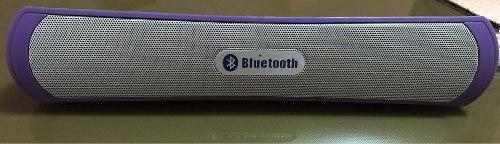 Corneta Portátil Bluetooth