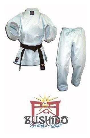 Karategui Bushido De Campaña Talla 4 Al 6