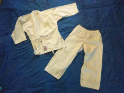 Karategui, Kimono O Uniforme De Karate De Niño Talla 5