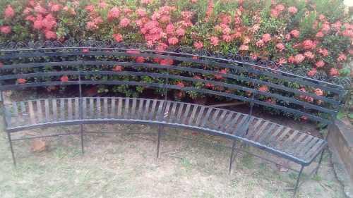 Mueble Hierro Forjado Para Jardin O Interiores