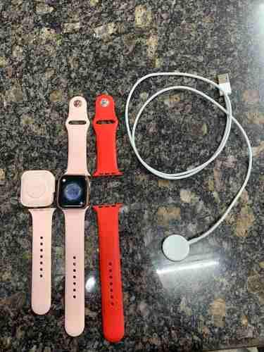 Oferta Apple Watch Series 4 Rose Gold 40 Mm + Gps + Lte