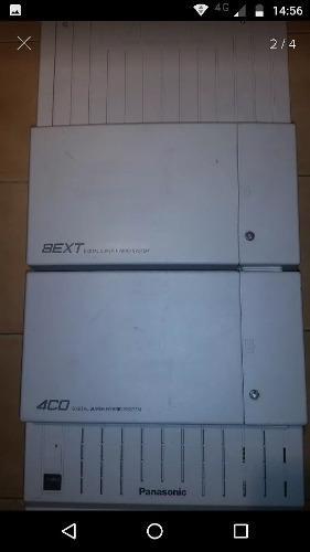 Remato 2 Centrales Panasonic Kxtd 1232 Con,8 Lineas 32 Exte