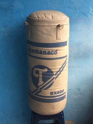 Saco De Boxeo Y Artes Marciales Tamanaco Bx680