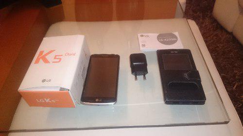 Telefono Celular Lg K5 En Perfecto Estado Modelo Lg-220ds
