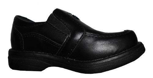 Zapatos Escolares Vita Kids Colegiales De La Talla 27 A 28