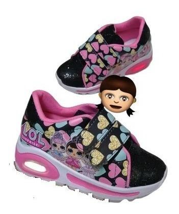 Zapatos Lol Surprise Luces, Fila Para Niñas