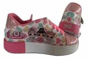 Zapatos Lol Surprise Minnie Con Luces Colombianos Para