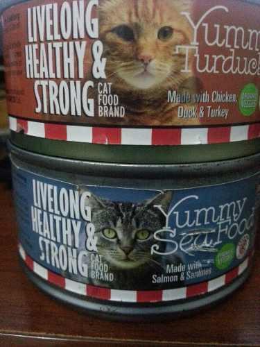 Alimento Enlatado Para Gatos