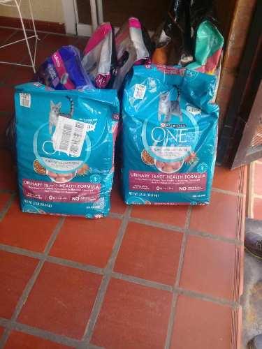 Alimento Para Gatos Purina One Urinary